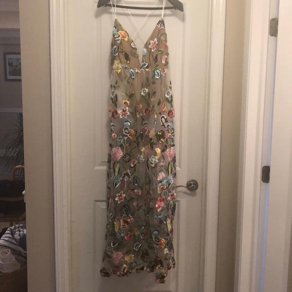 d4c3e322d39 l atiste by amy Dresses   Skirts - Floral Maxi Dress